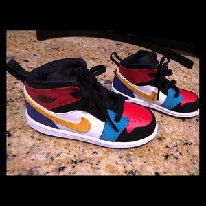 Brand New Baby Air Jordan's!!